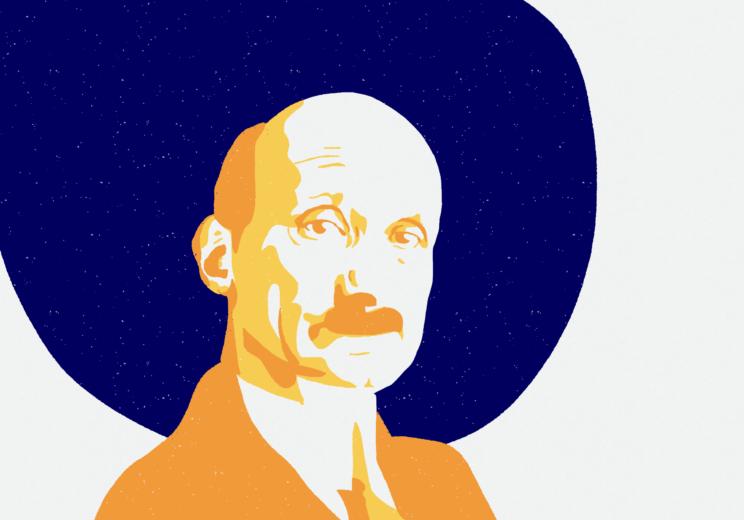 Portrait de Robert Schuman