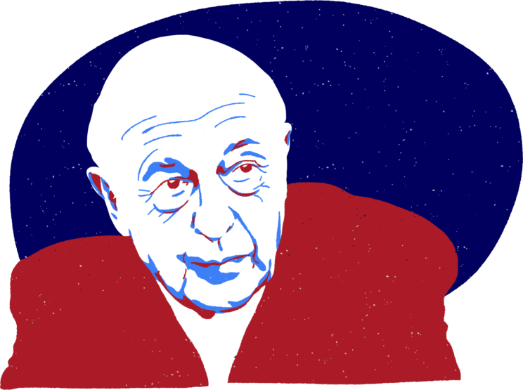 Portrait de Sicco Mansholt