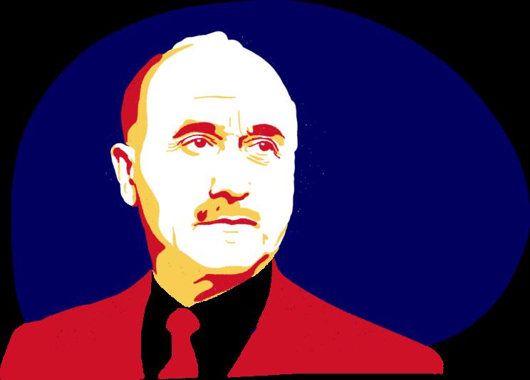 Portrait de Jean Monnet